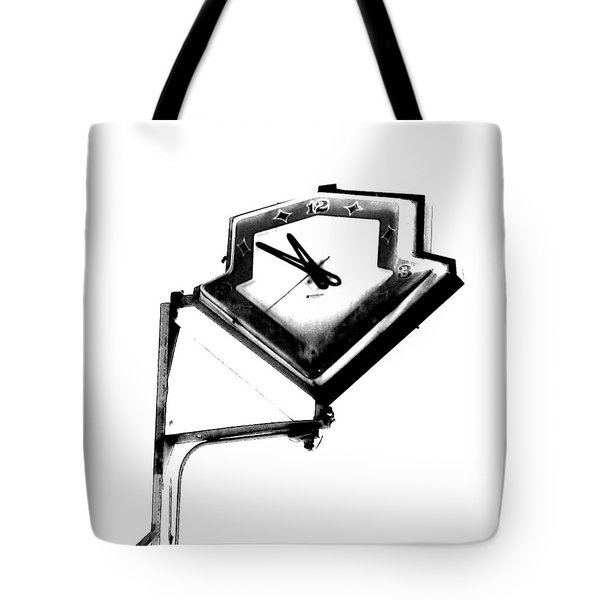 Less Time Tote Bag