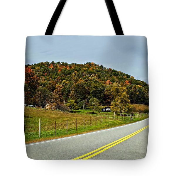 Let It Roll Paint  Tote Bag by Steve Harrington