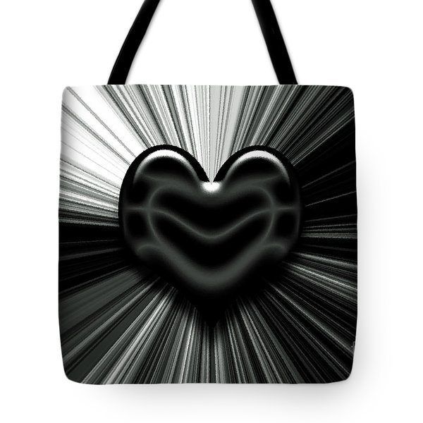 Let Love Shine Tote Bag