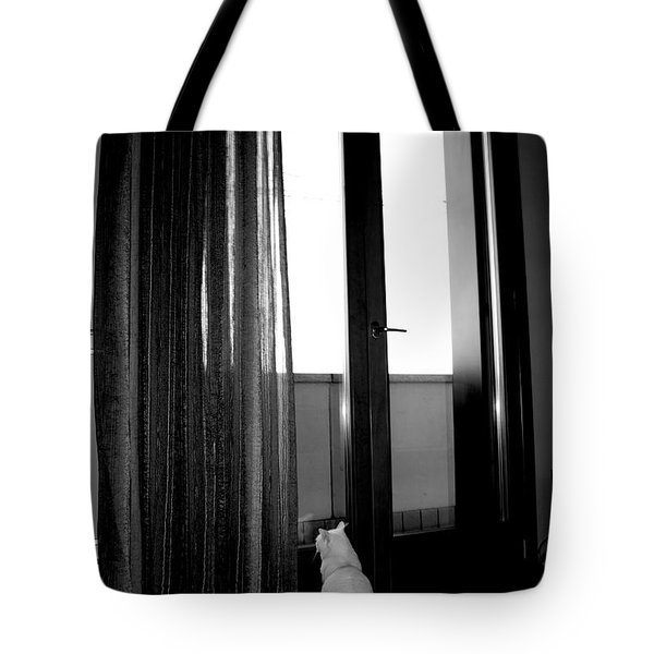 Let Me Go Tote Bag