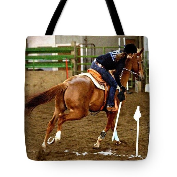 Let The #games Begin! Andy And Chrissy Tote Bag
