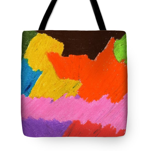 Level Oppression Tote Bag by Taylor Webb