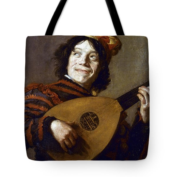 Leyster: The Jester Tote Bag by Granger