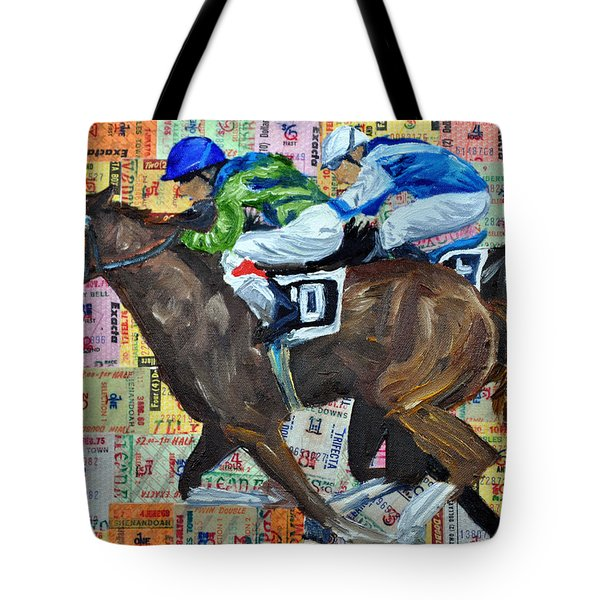 Liberty Bell Tote Bag by Michael Lee