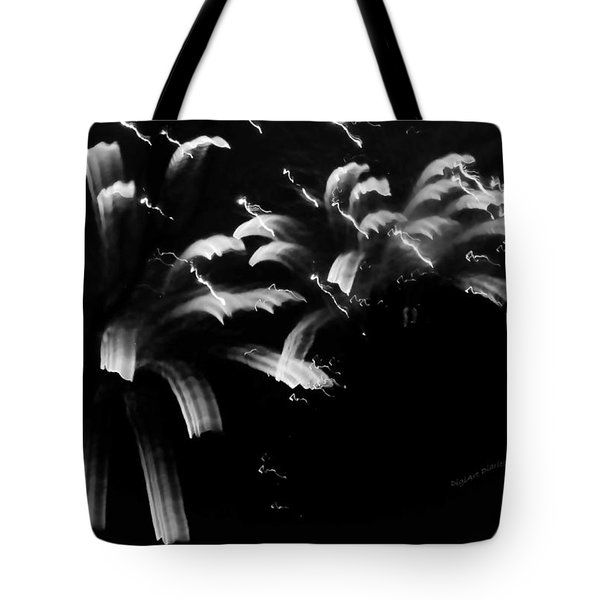 Licorice Sky Tote Bag by DigiArt Diaries by Vicky B Fuller