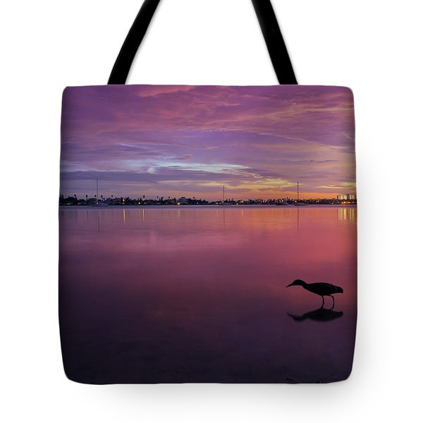 Life After Sunset Tote Bag