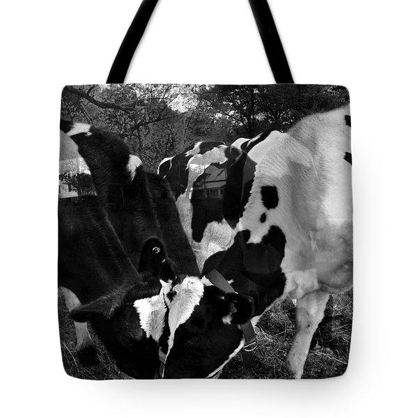 Life Is A Circle Tote Bag