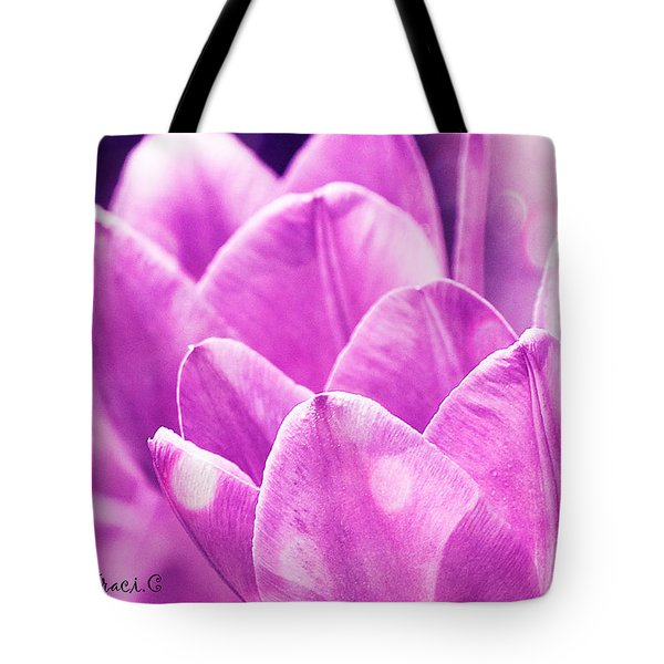 Tote Bag featuring the photograph Life Is Full Of Beauty by Traci Cottingham