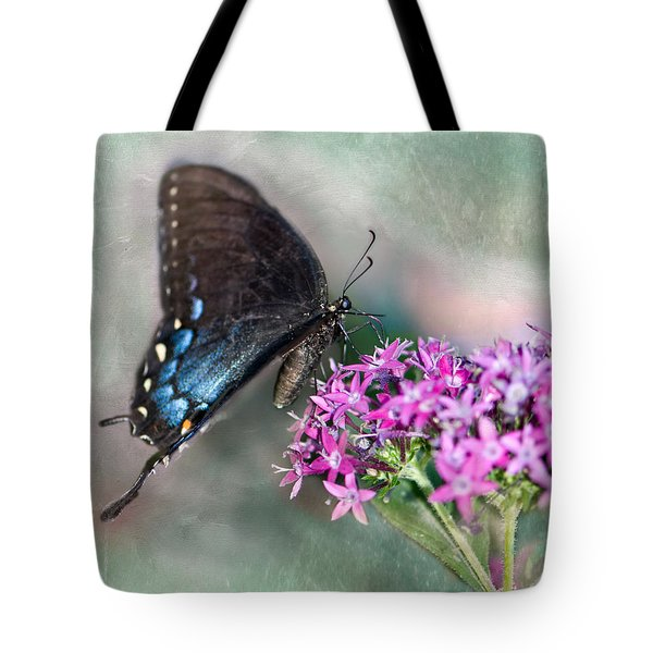 Life Is Sweet Tote Bag by Betty LaRue