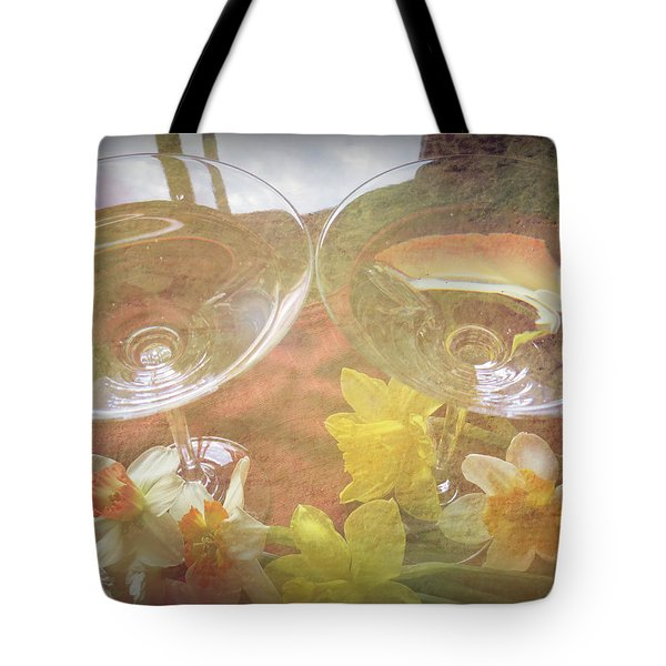 Tote Bag featuring the photograph Life's Simple Pleasures by Kay Novy