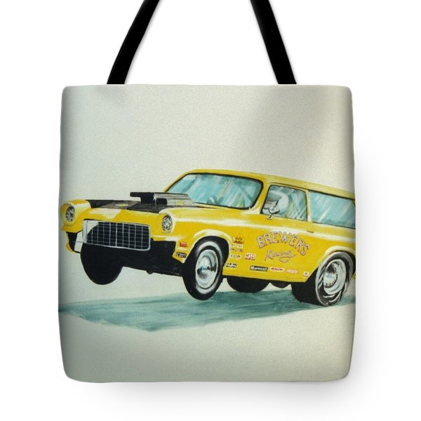 Lift Off Tote Bag by Stacy C Bottoms