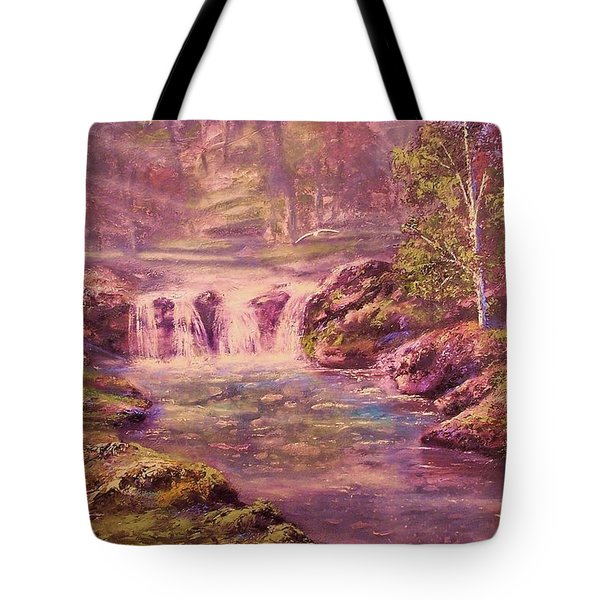 Place I Call Home  Tote Bag