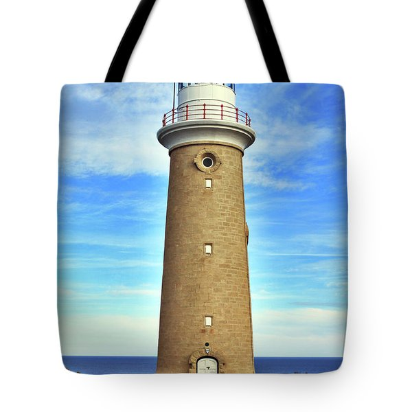 Light House At Cape Du Couedic Tote Bag