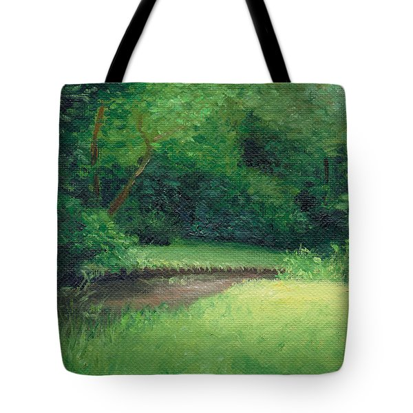Light In August Tote Bag