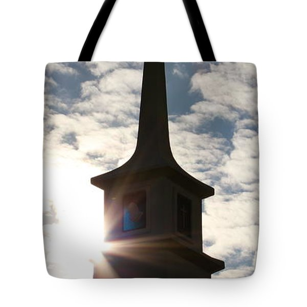 Tote Bag featuring the photograph Light by Kume Bryant