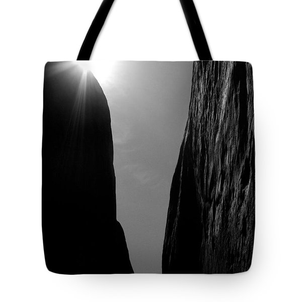 Tote Bag featuring the photograph Light Of Day by Vicki Pelham