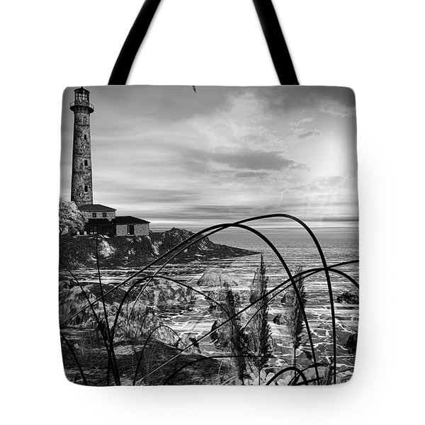 Light Within Tote Bag by Lourry Legarde