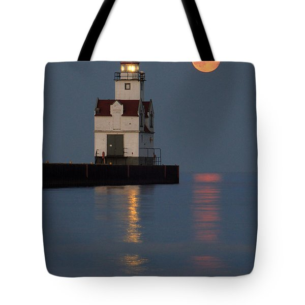 Lighthouse Companion Tote Bag