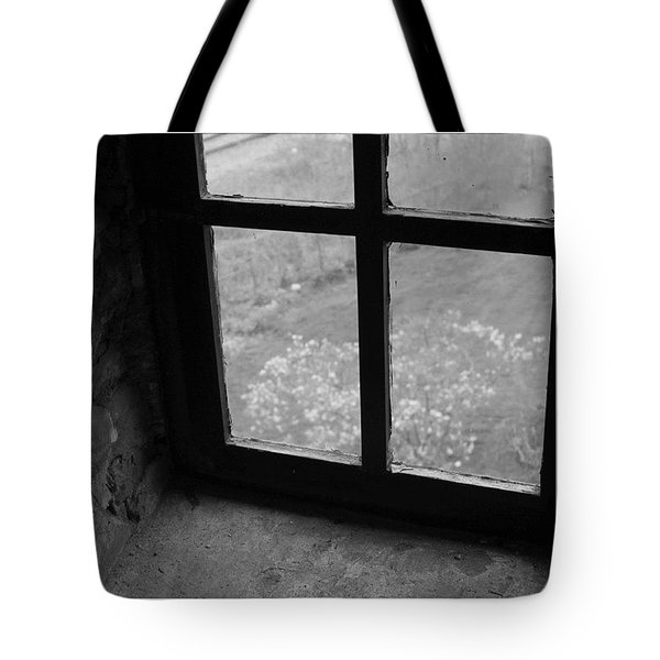 Lighthouse Window Tote Bag