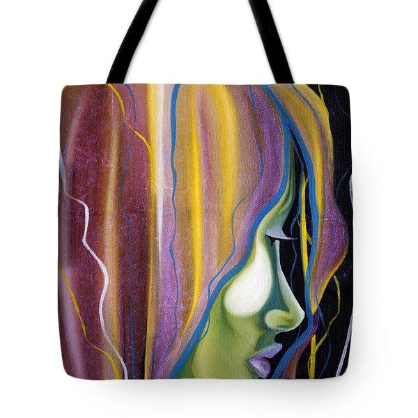 Lights II Tote Bag by Sheridan Furrer