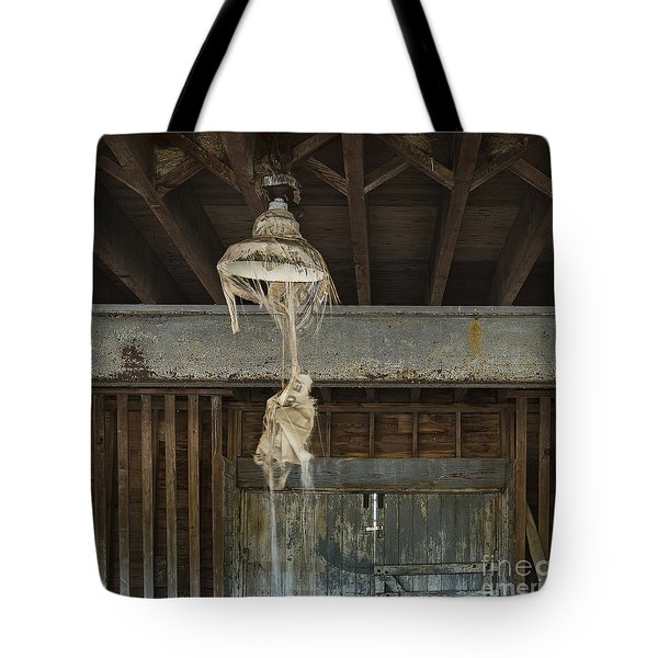 Lights Out Tote Bag by John Greim