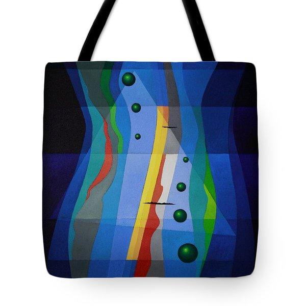 Like A River Tote Bag by Alberto DAssumpcao