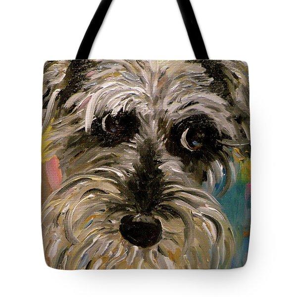 Li'l Millie Tote Bag