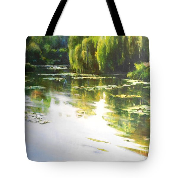 Lilly Lake Tote Bag