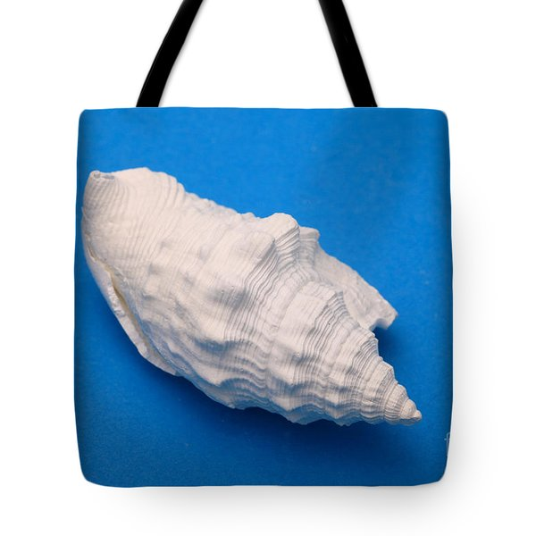 Lime Made From A Seashell Tote Bag by Ted Kinsman