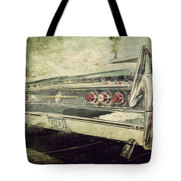Lincoln Continental Tote Bag