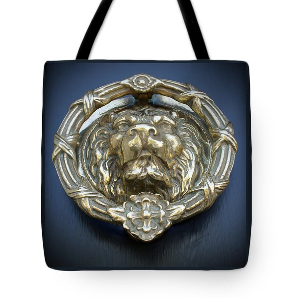 Lions Gate Tote Bag by Jean Haynes