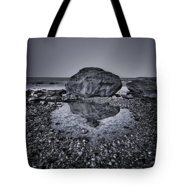 Liquid State Tote Bag