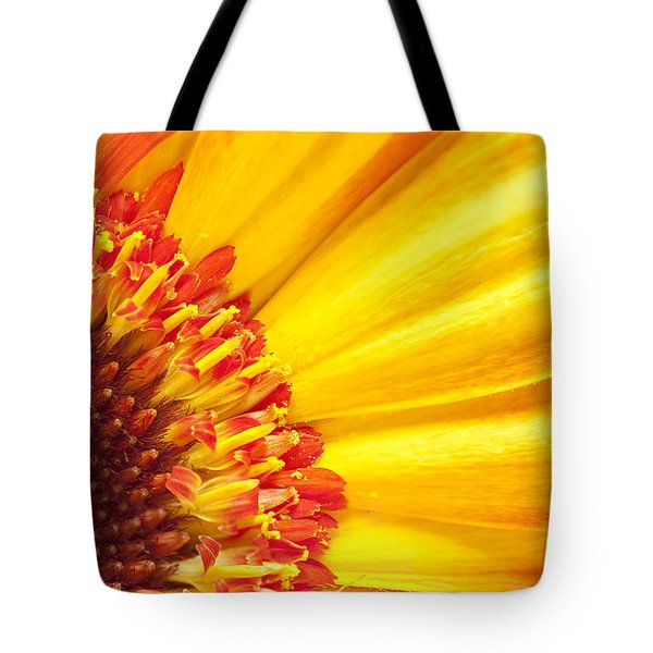 Little Bit Of Sunshine Tote Bag by Eunice Gibb
