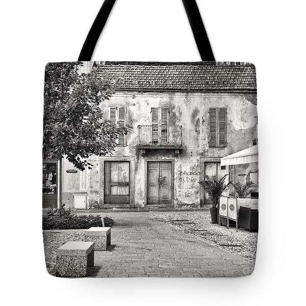 Little Italian Corner Tote Bag