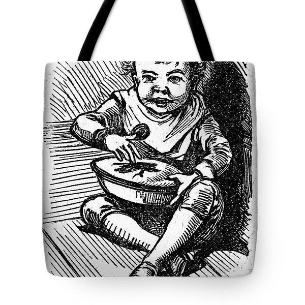 Little Jack Horner Tote Bag by Granger