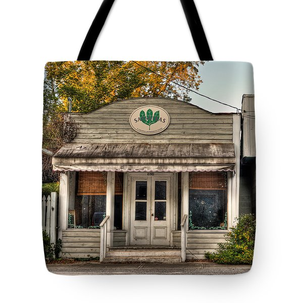 Little Old Shop Tote Bag