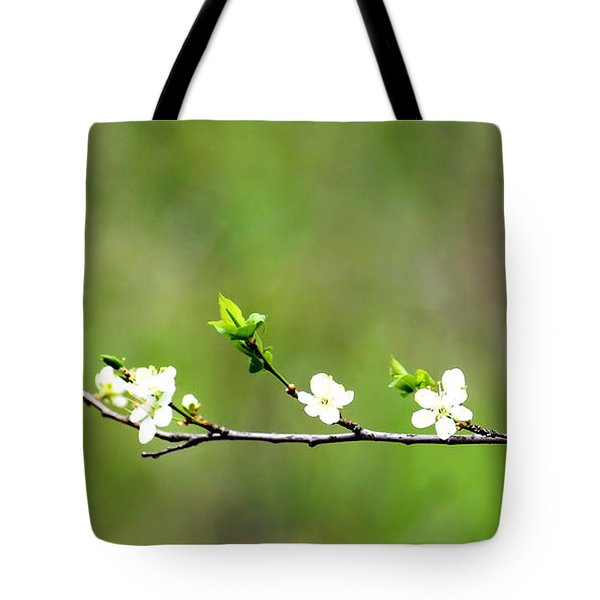 Tote Bag featuring the photograph Little Petals by Michelle Joseph-Long