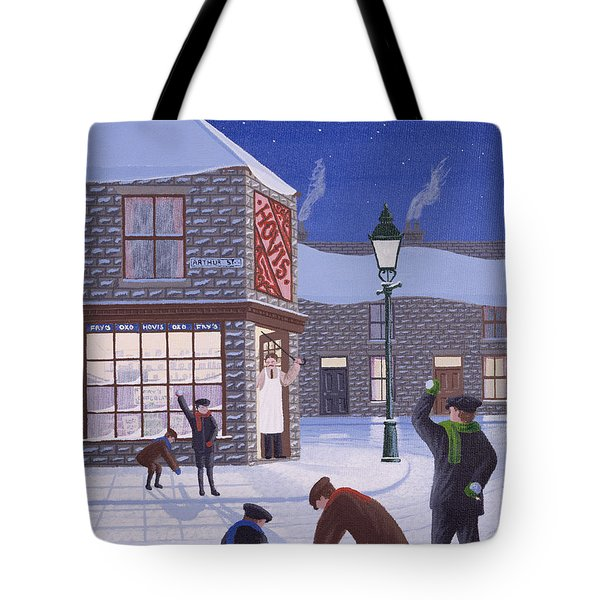 Little Rascals Tote Bag by Peter Szumowski
