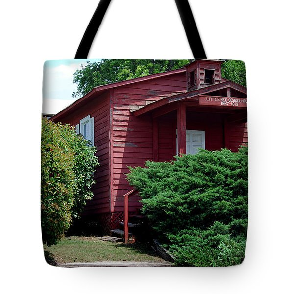 Little Red  Tote Bag by Skip Willits