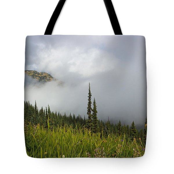 Little Slice Of Heaven Tote Bag by Heidi Smith