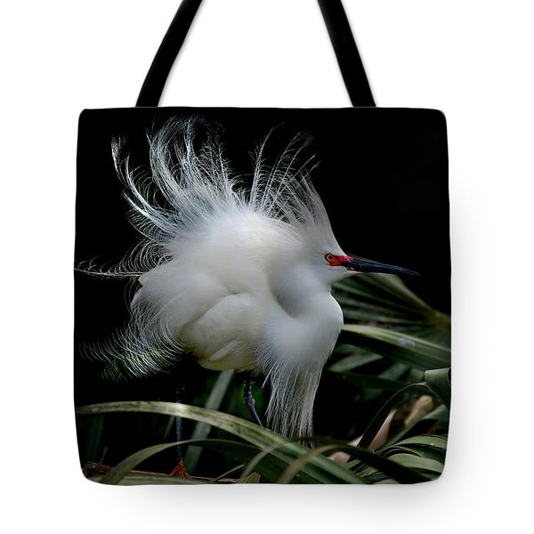 Little Snowy Tote Bag