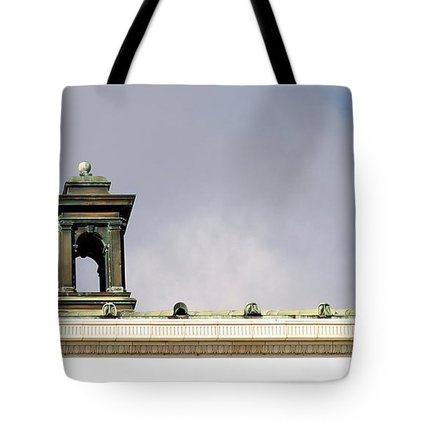 Little Tower Tote Bag