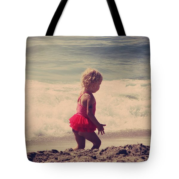 Little Tutu Tote Bag by Laurie Search