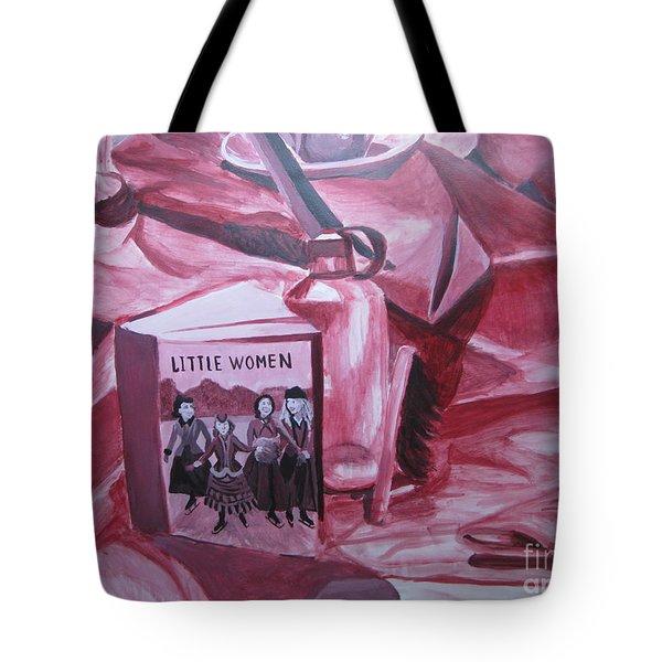 Little Women Tote Bag