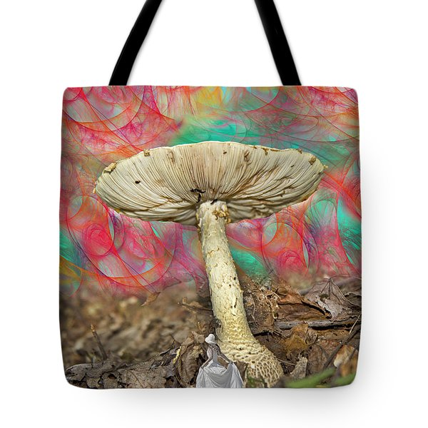 Living Myth  Tote Bag by Betsy Knapp