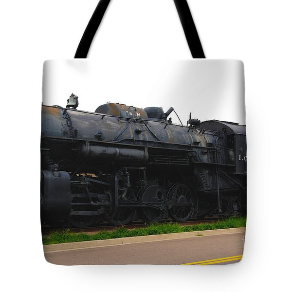 Loc 1518 In Paducah Ky Tote Bag by Susanne Van Hulst