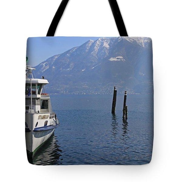 Locarno Tote Bag by Joana Kruse