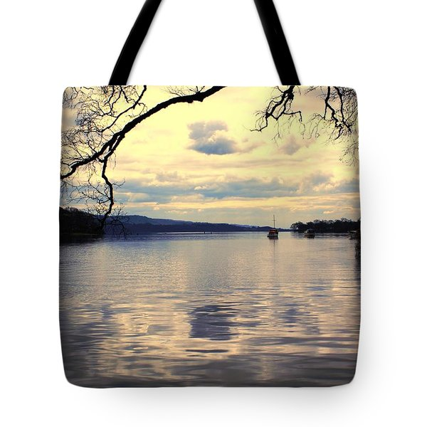 Loch Lommond Tote Bag