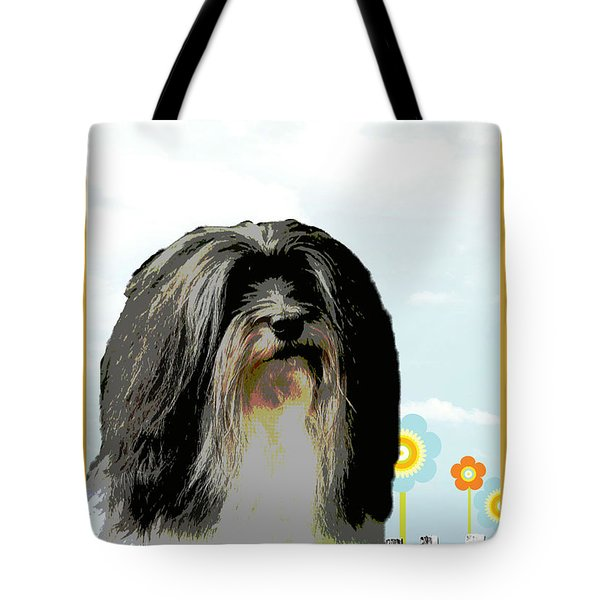 Lochen Tote Bag by One Rude Dawg Orcutt