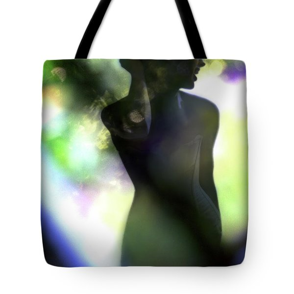 Tote Bag featuring the photograph Lola by Richard Piper